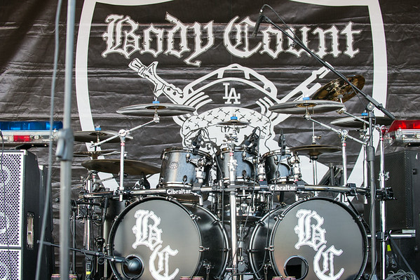 Bodycount Mayhemfest 2014