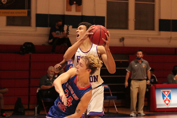 PG Basketball vs. TPLS Christian Academy - Nov 10