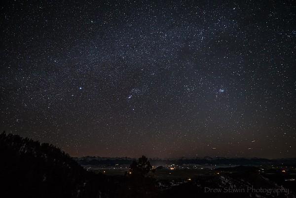 Night Sky MW