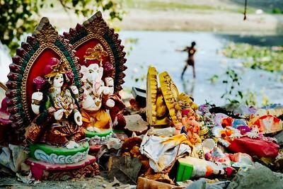Destination: Yamuna River, New Delhi, India
