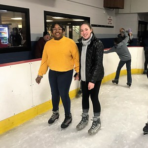 Family Ice Skating Party 2019