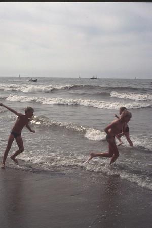 1988-1989 - Activiteit - Werving - Strandspel