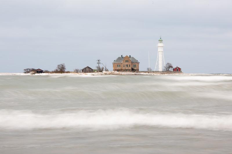 Högby Lighthouse , Högby fyr