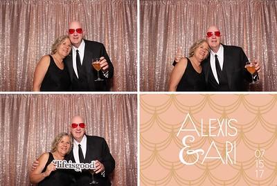 Alexis & Ari
