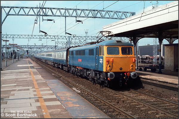 Class 87: British Rail