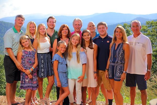 Tallis Family Summer 2018