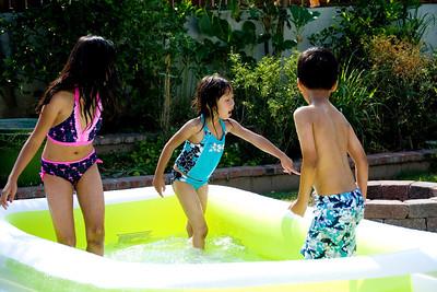 Backyard Pool: June 29, 2013
