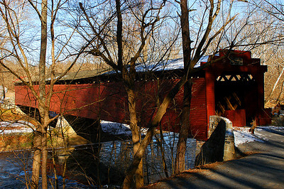 Covered Bridges of  Pennsylvania and Maryland