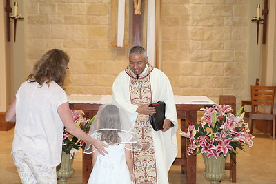 First Holy Communion  - May 1, 2016 8am