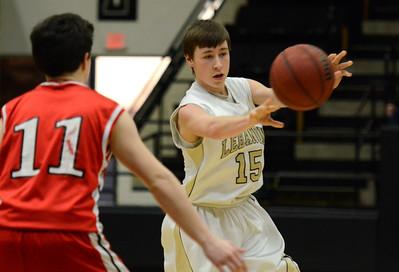 Basketball - LHS Freshmen 2015-16 - West Plains