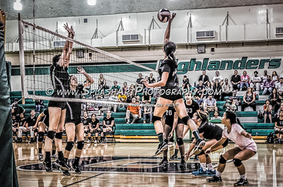 2016 Volleyball Eagle Rock vs Granada Hills 03Nov2016