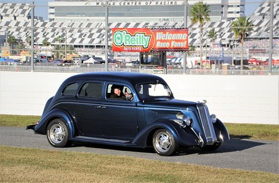 2019 Daytona Turkey Rod Run