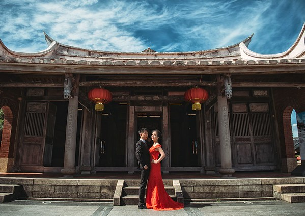 prewedding -  Center for Traditional Arts
