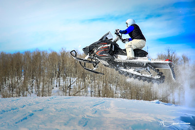 Snowmobiling 2016