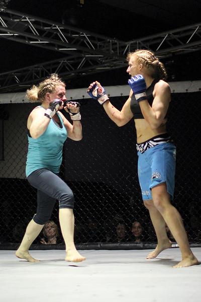 Katie Scharmer vs Moriel Chareski