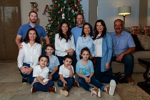 Adriana and Brian Family 12-21-19