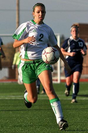women's soccer - 10/31/06