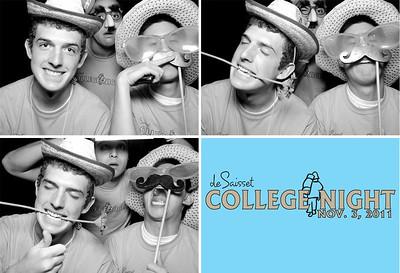 SF 2011-11-03 de Saisset College Night
