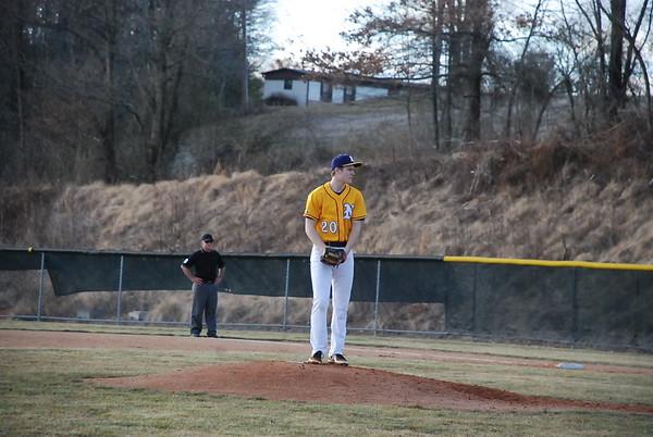 North Henderson Baseball 2015