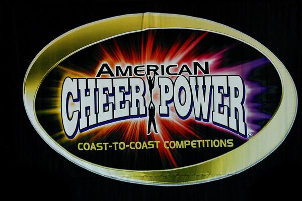 Cheer Power - The Fabulous 50's - 2010