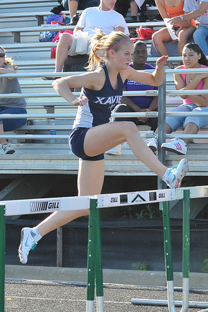 2012 Xavier Track - Districts