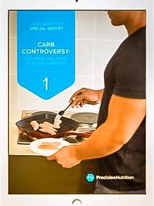 Precision Nutrition Low Carb Report