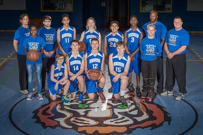 Hohenfels CYSS Basketball Team