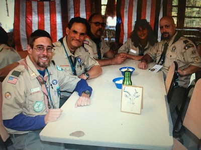 Wood Badge Antelope Patrol