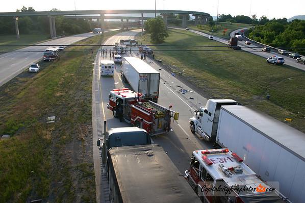 6/13/06 - Susquehanna Township - Interstate 81