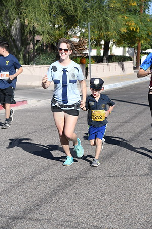 TMC Get Moving Tucson Fitkidz Mile