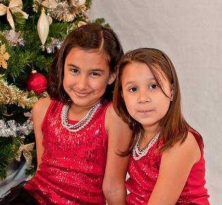 Restrepo Family Christmas 2010