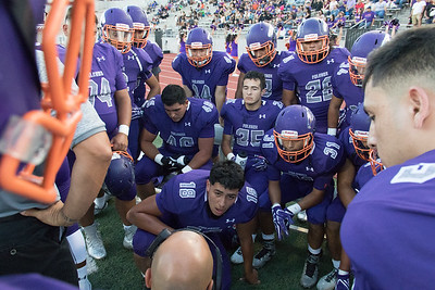 El Dorado vs Eastlake Football