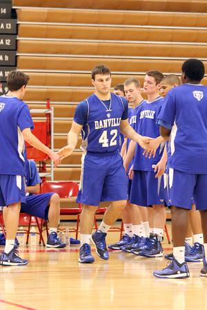 Boys Basketball, Danville vs Fort Madison 11/29/2014