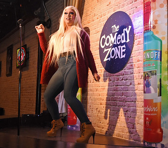 Sunday Funday At The Comedy Zone