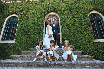 Casamento  Patrícia e Luís