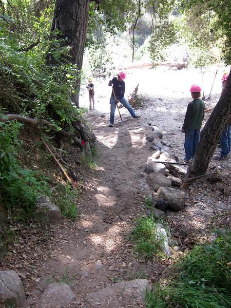20110507012-El Prieto Trailwork.JPG