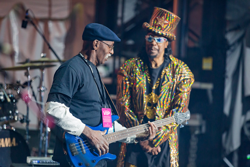 2018_01_27, Anaheim, CA, NAMM, bootsy collins, funk off, yamaha, runner up,