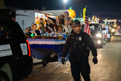Sheriff, Police, Fire, EMS, and Military at Pumpkin Show 2019