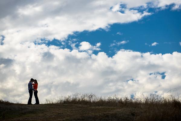 Joan + Nathan (Engagement Photography) @ Westwind Barn, Los Altos, California