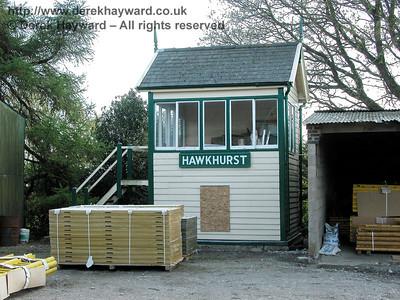 Hawkhurst Station (Closed)