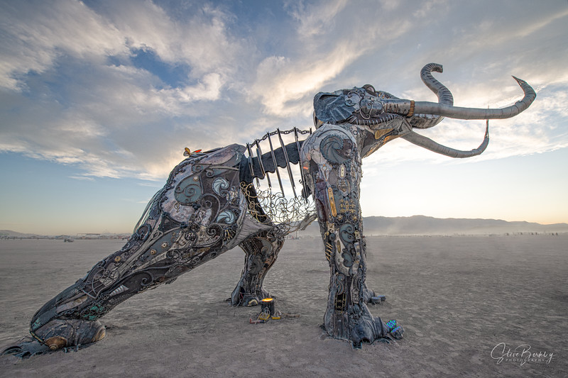 The Monumental Mammoth