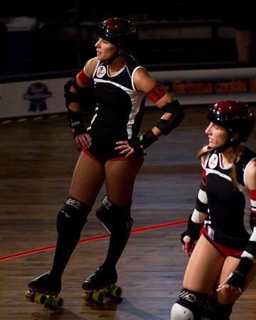 June 4, 2011 RMRG vs Oly Rollers