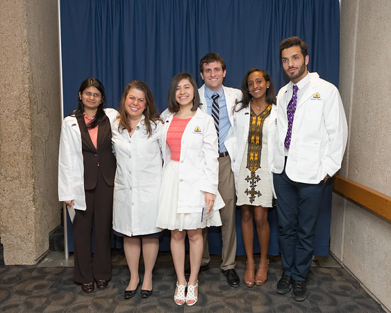 White Coat Ceremony - Class of 2018