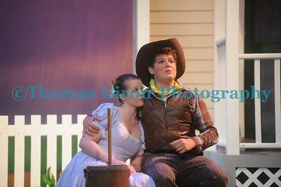 Oklahoma Dress Rehearsal July 24, 2012