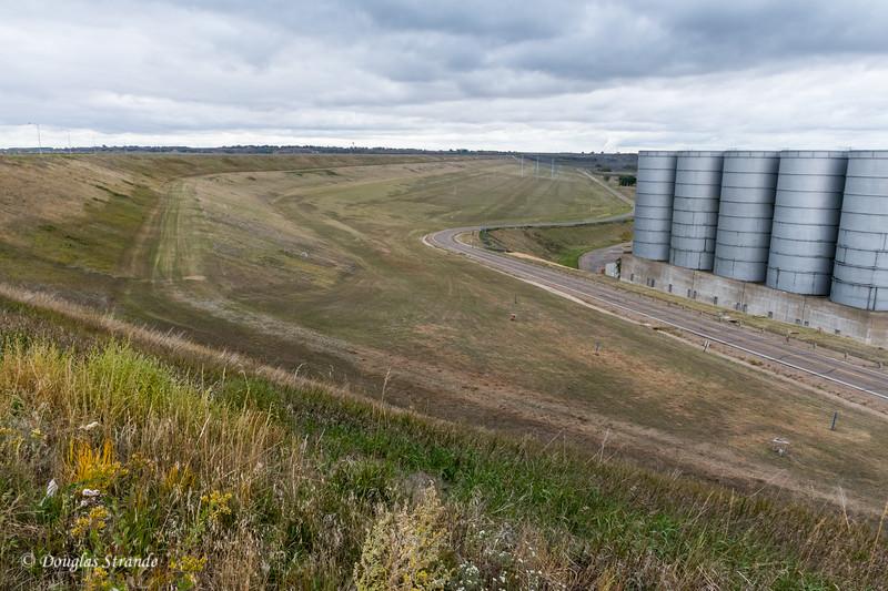 Earthen Garrison Dam