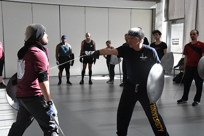 11-2-2019 The Lone Star Smash Part 2 @ Stage Combat Dallas