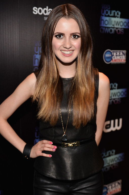. Actress Laura Marano attends CW Network\'s 2013 Young Hollywood Awards presented by Crest 3D White and SodaStream held at The Broad Stage on August 1, 2013 in Santa Monica, California.  (Photo by Alberto E. Rodriguez/Getty Images for PMC)