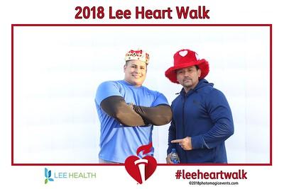 American Heart Association Lee Heart Walk 2018
