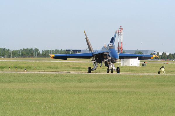 Blue Angels - Fargo Air Show