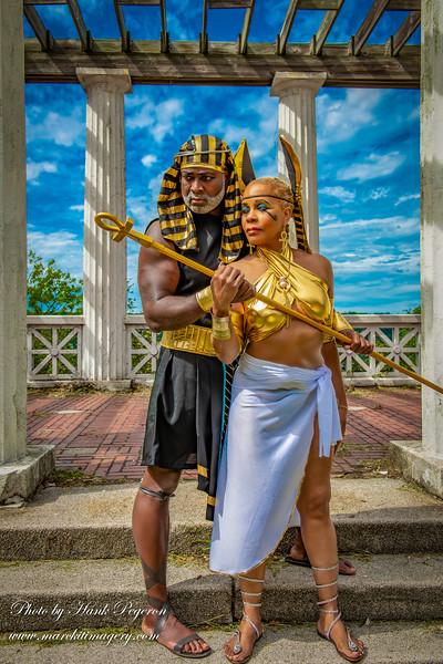 Egyptian Photo Shoot